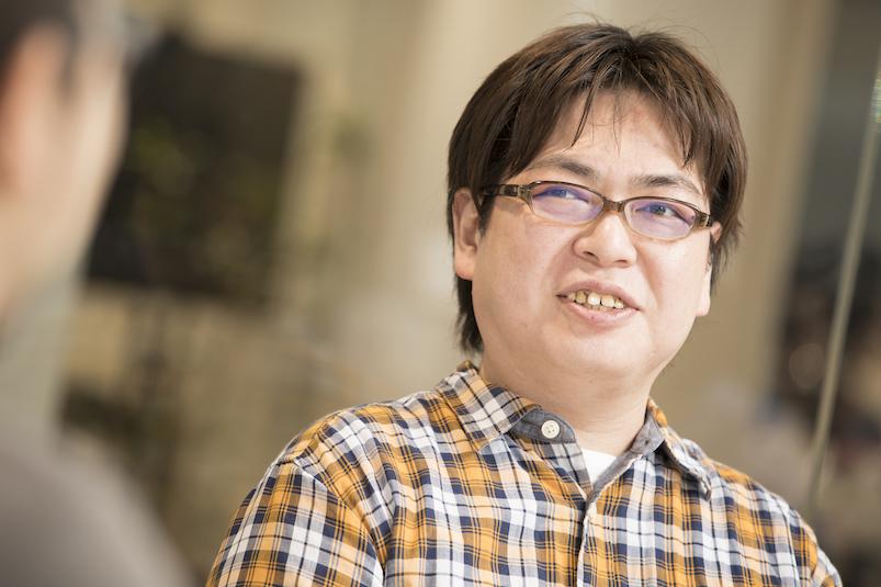 荻原 一平:2017年入社。エンジニアとしてキータチームを中心にサービス開発を担当。