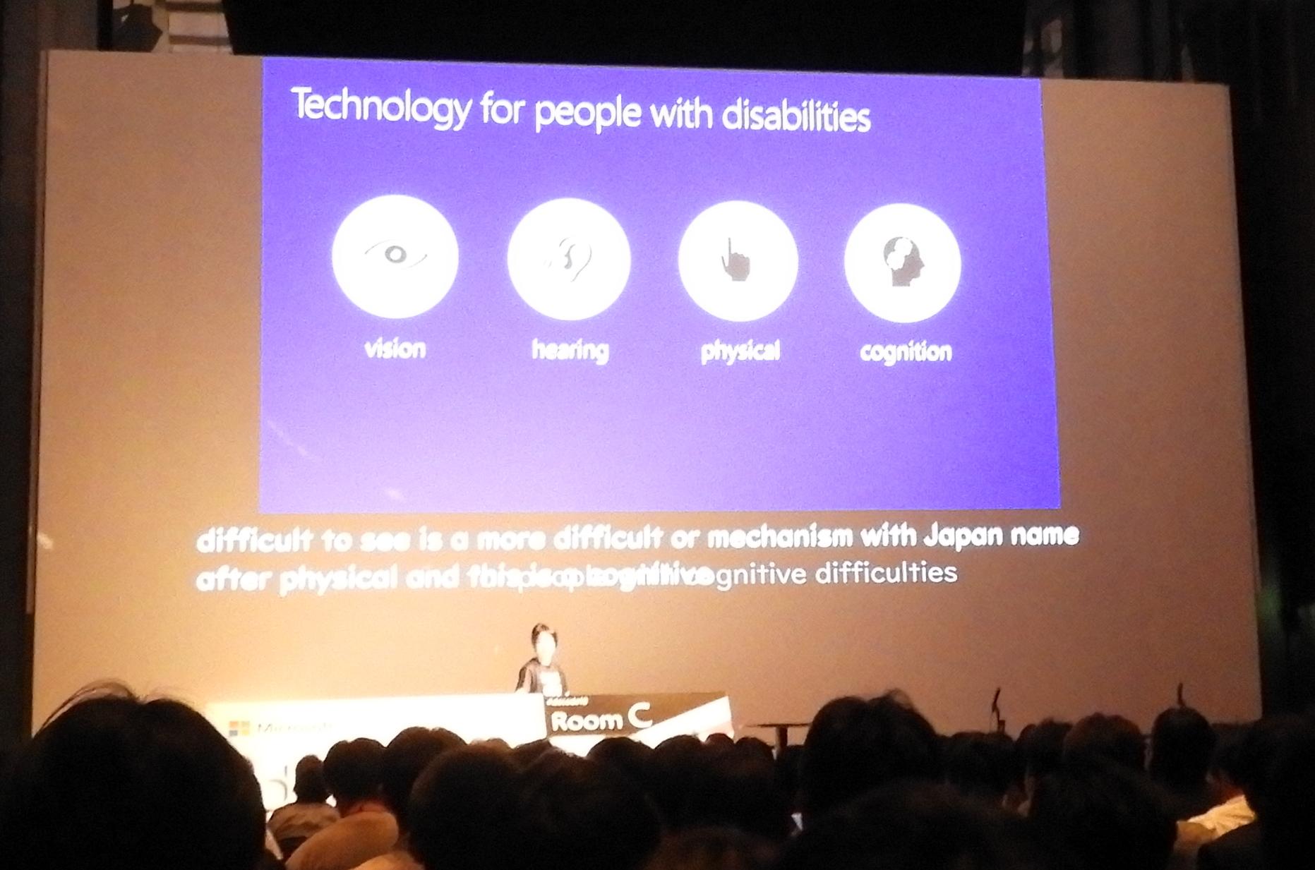 de:codeテクノロジで人は超人になるか