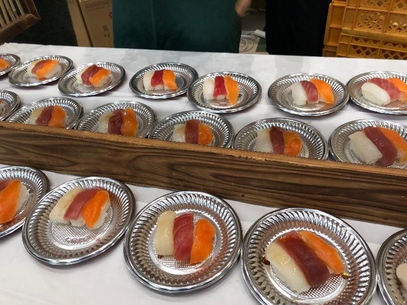 rubykaigi sushi